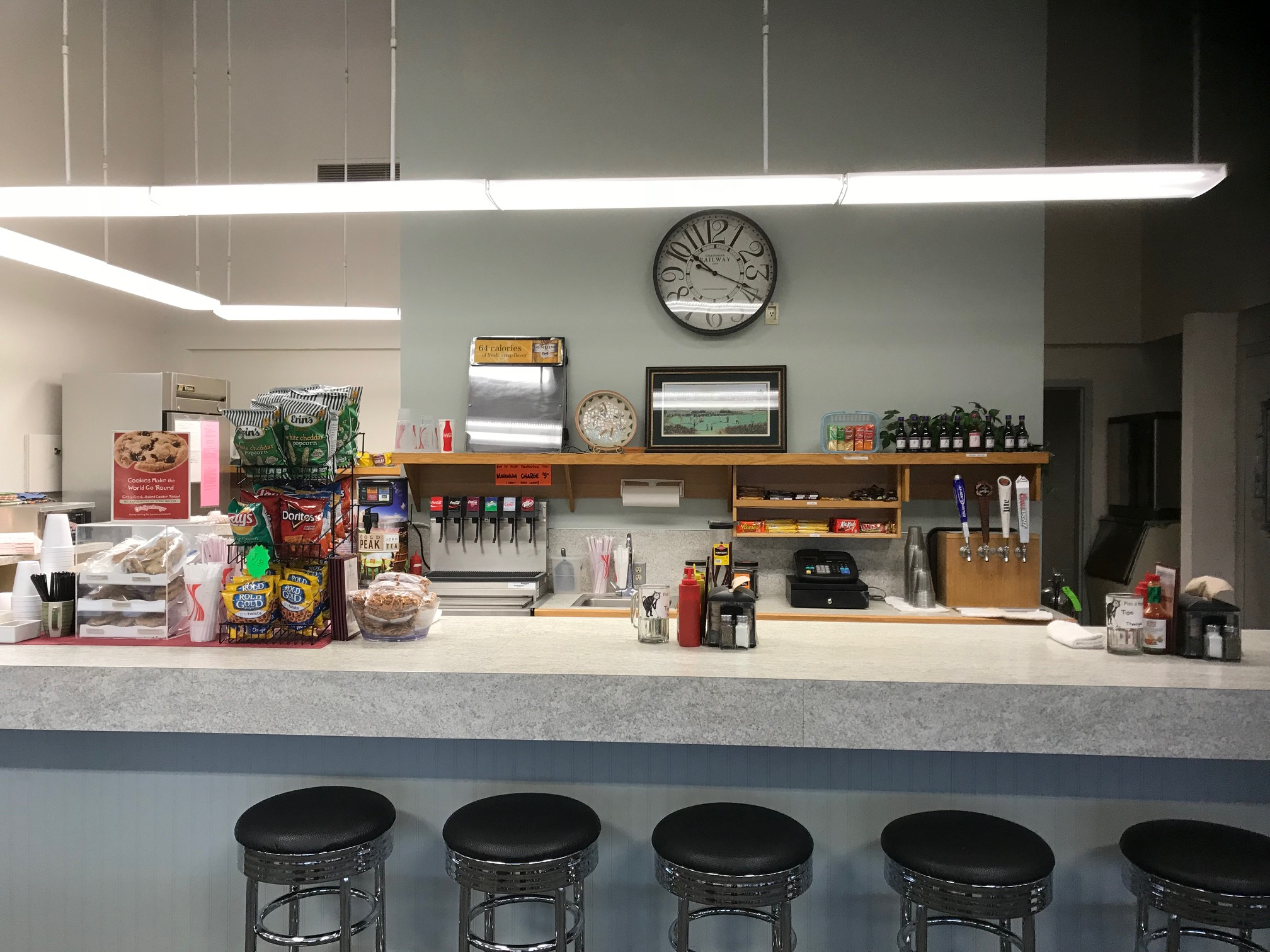 Purple Sage Snack Bar